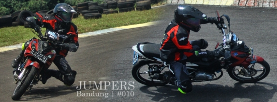 Cornering With Jupiter MX